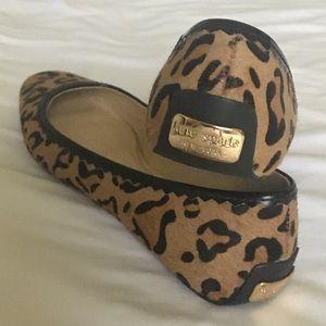 Kate Spade Leopard Ballet Flats